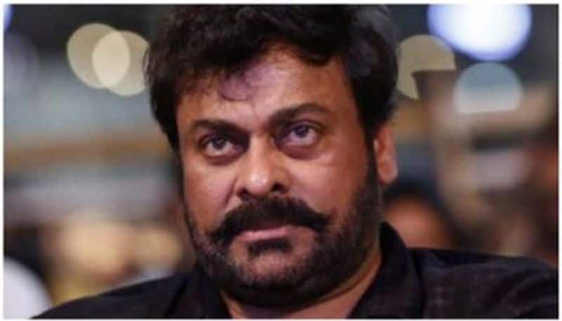 bollywood director said no to villian role in chiranjeevi lucifer remake  arj