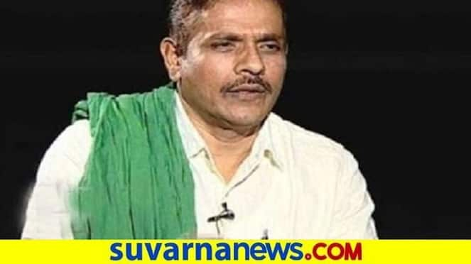 Koddihalli Chandrashekar blackmailing government  says Passengers snr