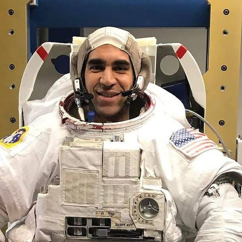 Raja Chari will serve as commander of the mission while Tom Marshburn will be the pilot and ESA astronaut Matthias Maurer will serve as mission specialist. NASA said a fourth crew member will be added at a later date.In a statement, NASA announced: 'This will be the first spaceflight for Chari, who became a NASA astronaut in 2017. He was born in Milwaukee, but considers Cedar Falls, Iowa, his hometown.'He (Raja Chari) is a colonel in the U.S Air Force and joins the mission with extensive experience as a test pilot. He has accumulated more than 2,500 hours of flight time in his career.