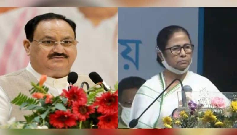 JP Nadda attacks to CM Mamata Banerjee on Nimta case and Farm issue RTB