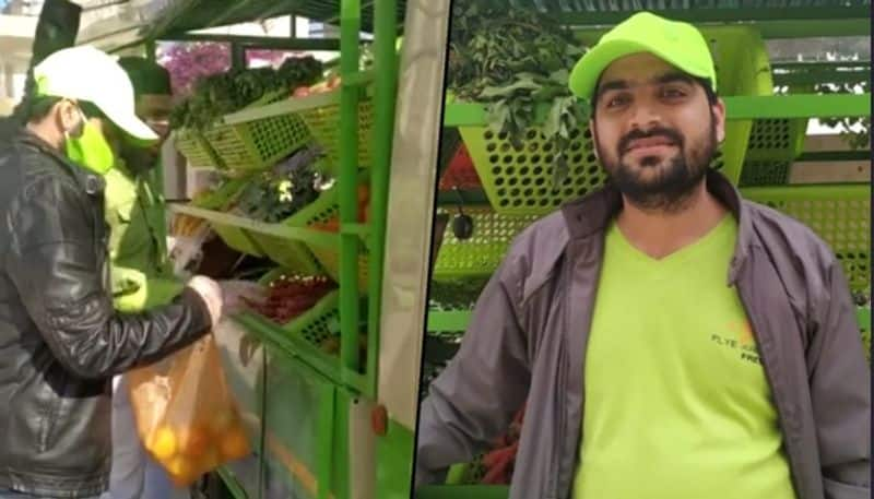 Studied engineering but started shop on wheels Success story of determined youngster