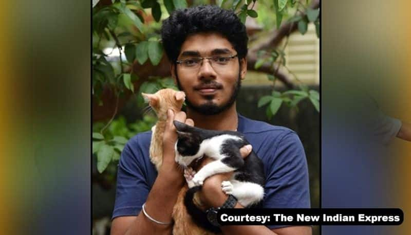 A heart that bleeds for animals: This 22-year-old has made rescuing animals his life mission
