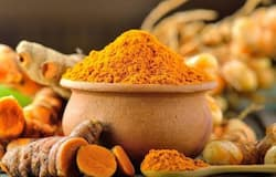<p><strong>Turmeric (haldi) and Ginger Root:</strong> Turmeric root is a wonderful, fragrant spice commonly found in India. Not only does turmeric contain natural anti-inflammatory properties, it is also rich in antioxidants. &nbsp;When combined with spicy ginger root and brewed in hot tea, this combination can help loosen mucus from clogged nasal passages, relax sinus pressure, and make you feel instantly better. In his book, 'The Complete Book of Ayurvedic Home Remedies', Vasant Lad suggests that a mixture of fresh ginger juice with 1 tsp honey taken 2 to 3 times a day can be helpful.</p>  <p>&nbsp;</p>
