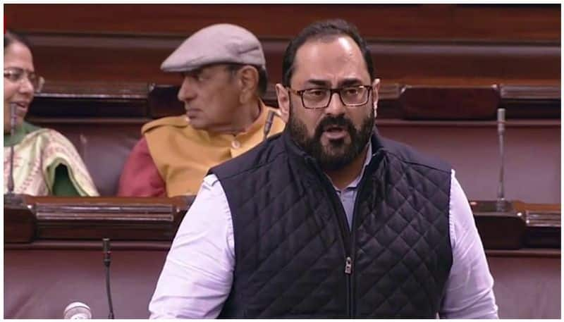 Congress can recover the money from China to compensate for India's Covid-19 crisis economic loss- Rajeev Chandrasekhar