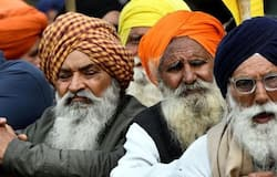 <p>Farmers are protesting against the Farmers (Empowerment and Protection) Agreement of Price Assurance and Farm Services Act, 2020, the Farmers Produce Trade and Commerce (Promotion and Facilitation) Act, 2020, and the Essential Commodities (Amendment) Act, 2020.</p>