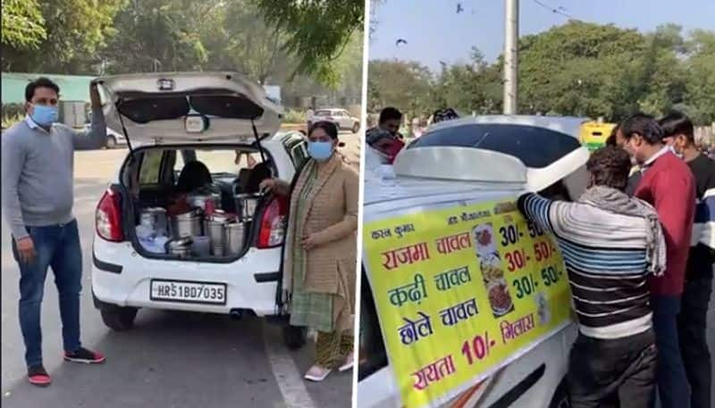Success story: After being expelled during lockdown, driver starts eatery business, earns Rs 1 lakh a month