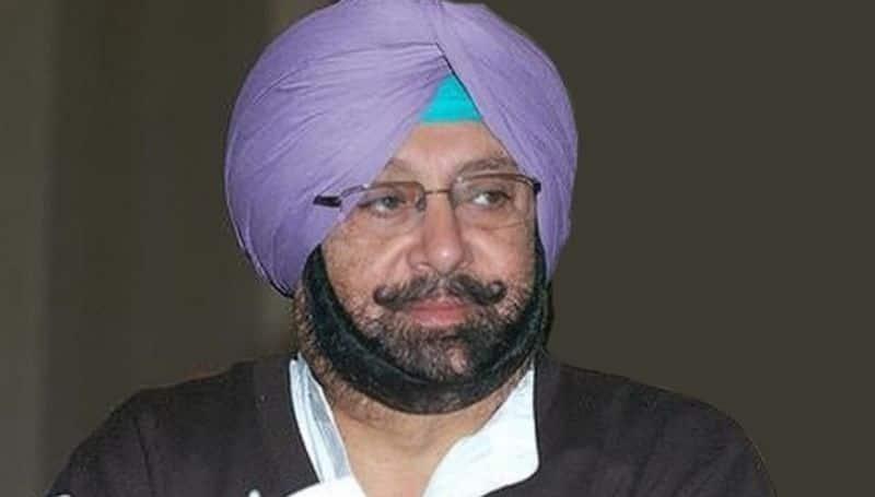 Punjab CM Captain Amarinder resign