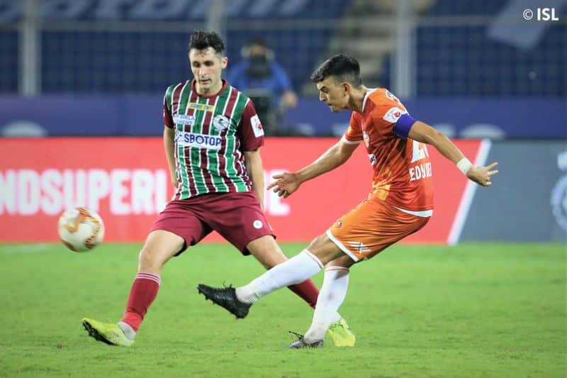 """<p>Furthermore, club defender, Carl McHugh has warned that despite SCEB being placed ninth, it has improved its gameplay in the past few games and won't be easy to stop. """"East Bengal is now much stronger than last time. It's tough to defeat them. But, we are also in good form. The challenge is to maintain the continuity of victory. East Bengal's attacking side is strong enough this time. We have to keep our target intact keeping the defence strong. But, our attacking third is also strong enough,"""" he concluded.</p>"""
