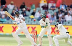 <p>Meanwhile, Kohli has been batting steady, for now, staying unbeaten on 39, while India went in at 107/3 during the tea break. Although he suffered a brief injury scare on his thumb, following a short-pitched delivery, that led to some bleeding, he was safe enough to continue.</p>