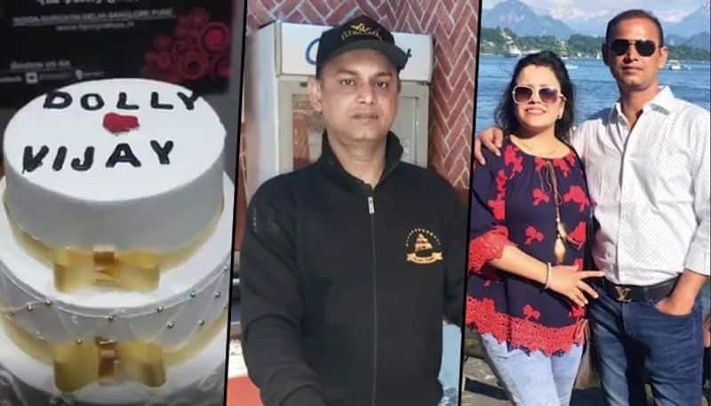Sunil Vashist is a successful cake businessman. But his journey to the top was certainly not a cakewalk