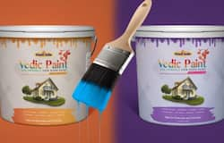 <p>A report in in Himachal Abhi Abhi said that the paint will look like the regular paint, and it will cost as low as half of the standard colour while regular paint costs around. Rs.225/lt, cow dung paint will be available at around Rs.110/lt.<br /> &nbsp;</p>