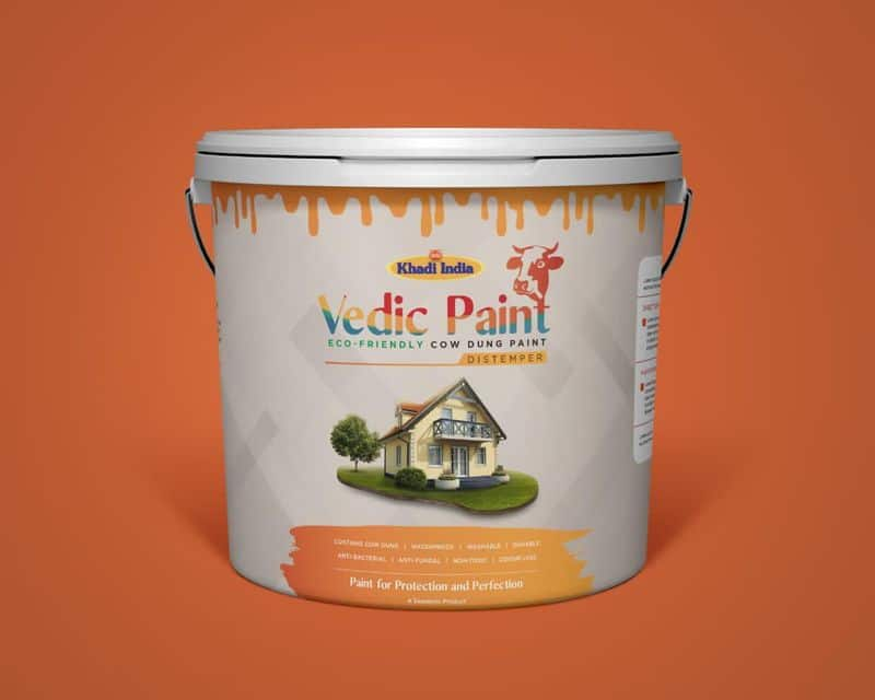 The eco-friendly, non-toxic, anti-bacterial, anti-fungal and washable paint would be available in distemper and emulsion. It will dry in just four hours. This venture will provide an additional income of up to Rs.55,000 to the livestock farmers.