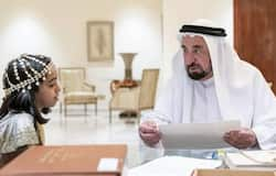 Sharjah Ruler grants wish of 10 year old Emirati girl who adores him