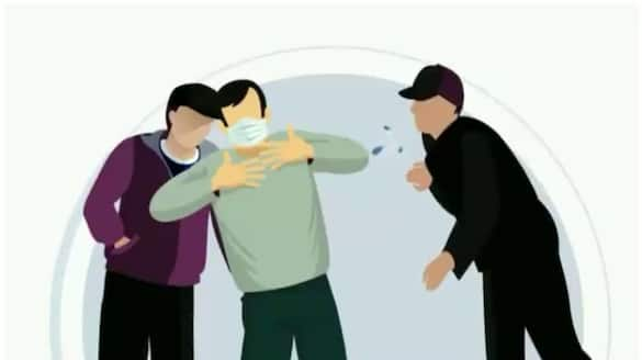 beware of pickpocketers who sneeze of spit to your clothes Sharjah police warns