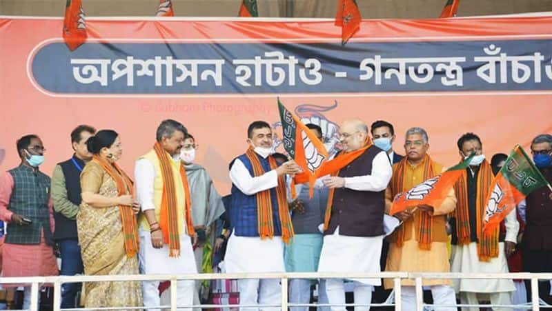 "<p>State BJP president Dilip Ghosh said, ""No matter who is the candidate from Nandigram, Mamata will lose the election by 50,000 votes. Wherever she will contest, our candidates will give her a tough competition.""<br /> &nbsp;</p>"