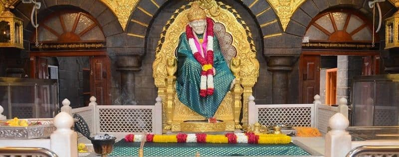 Shirdi Sai Baba temple in Maharashtra to be closed from 8 pm till further orders lns