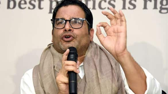 """Do not Believe 3rd, 4th Front Can Challenge"""" BJP: Prashant Kishor"""