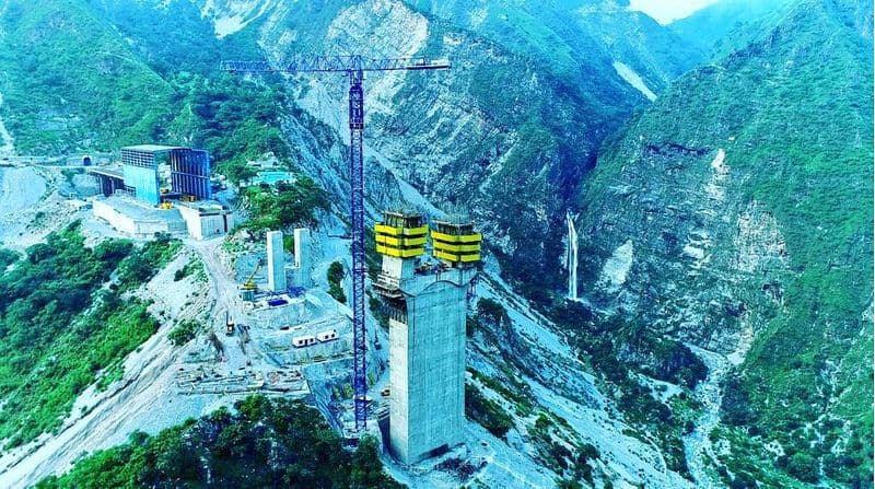 What is it that makes the project so difficult? Well, as noted by NDTV. The terrain passes through the young Himalayas, which are situated across high altitudes. For execution purposes, the entire project has been divided into three sub-sections.