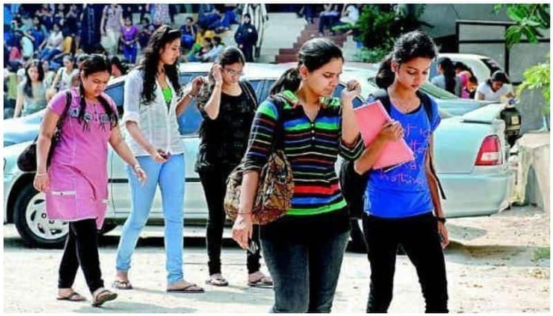 bangalore university announces 15 days holiday to College rbj