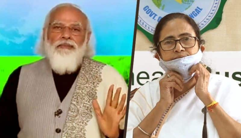 West Bengal Elections Mamata Banerjee Direct Challenge To PM Modi pod