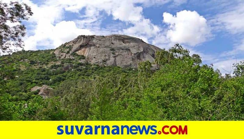 No Tourists Visit to nandi hills Due To covid Restriction snr