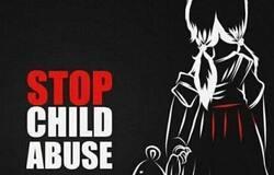 <p>child abuse</p>