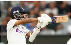 <p>Furthermore, just after the new ball was taken, Rahane was dropped on 73 by Steve Smith in the slips, off Starc. The skipper made the most of the lifeline, as he went on to score his 12th century in the format, while he scripted numerous records with the same.</p>