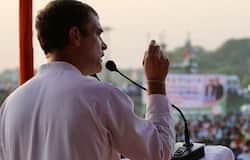 <p>Congress leader Rahul Gandhi has taken a break from the ongong farmers' protest, and left abroad for personal work.&nbsp;<br /> &nbsp;</p>  <p>Even though Congress leaders are tight-lipped about Rahul's destination, speculation is that the Wayanad MP has left for Milan in Italy.</p>
