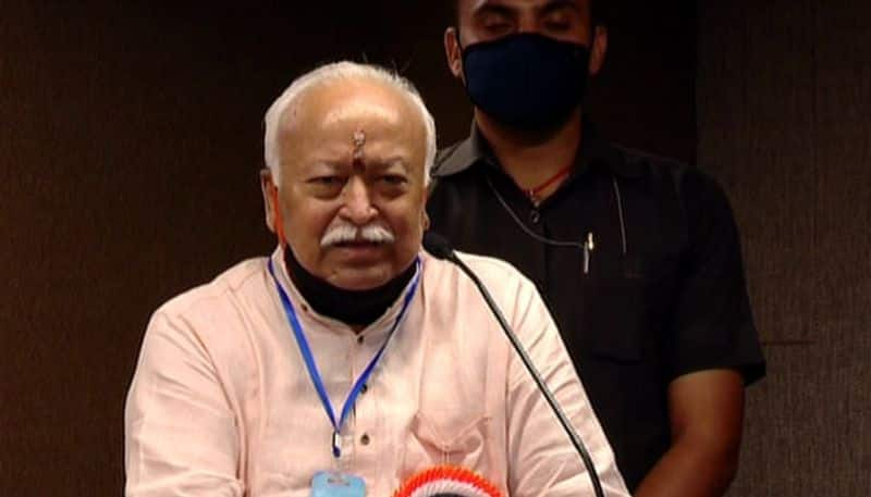 RSS chief Mohan Bhagwat says, people, govt became negligent after first Covid-19 wave ALB