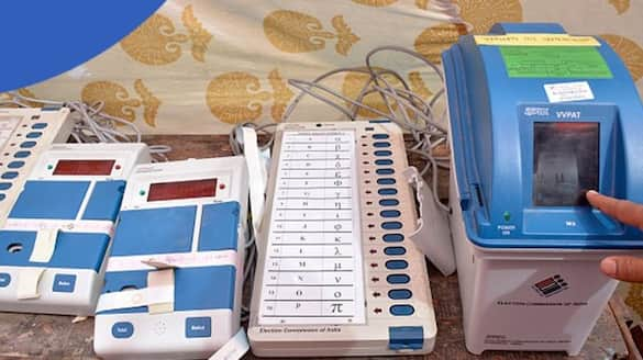 EVM  seized from TMC leader house at Uluberia on third phase polling day RTB