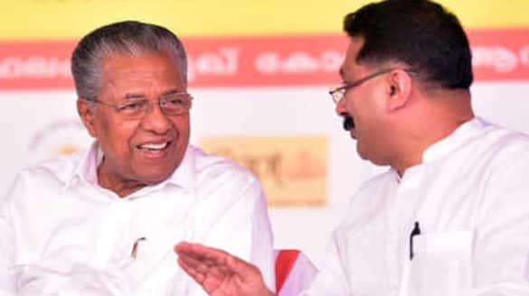 kt adeeps appointment cm pinarayi vijayan also signed file out