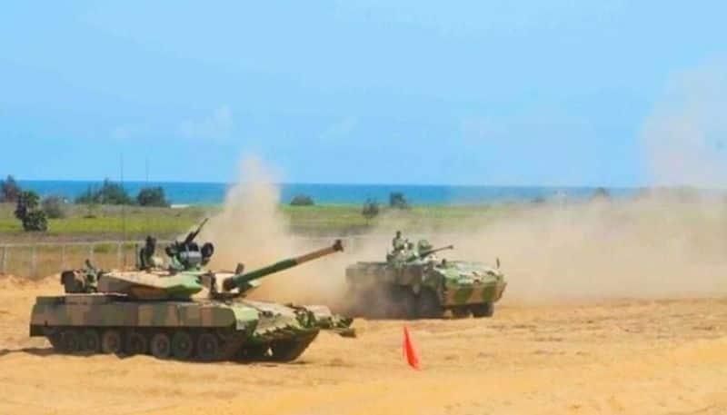 Indian Army begins process to acquire 118 indigenous Main Battle Tank Arjun MK-1A