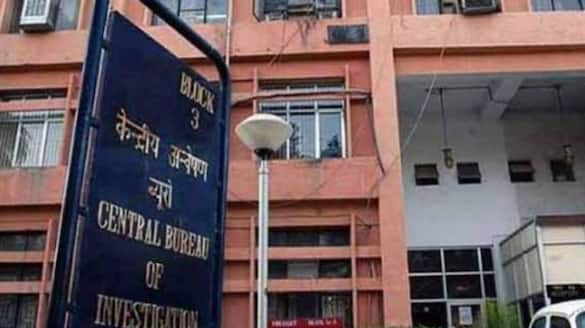 CBI trapped two officers in Hyderabad