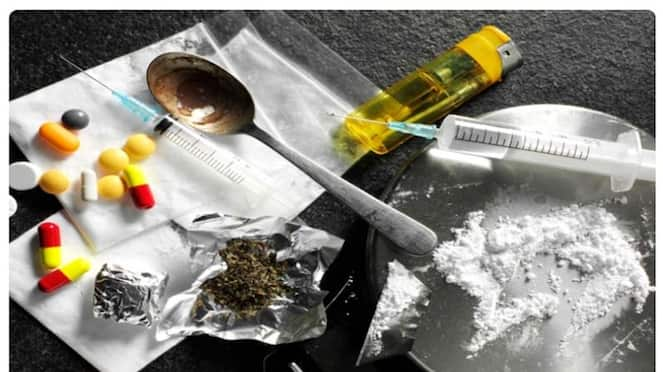 Police Operation on Synthetic Drug Factory Operating From Bengaluru House hls