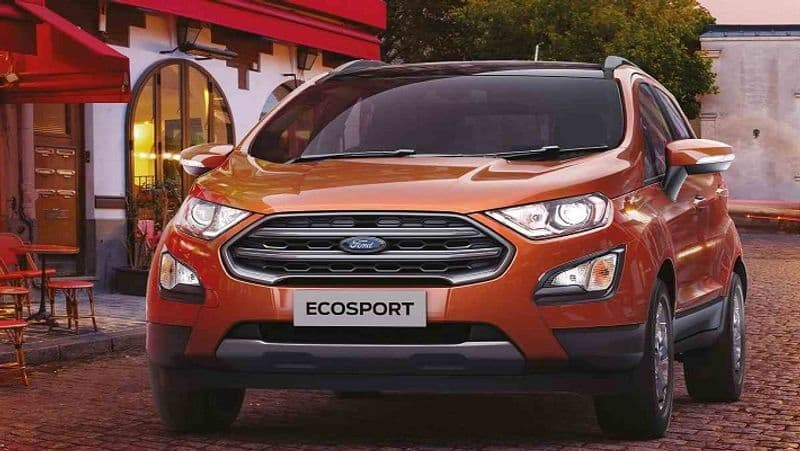 Ford EcoSport Keeps Everyone Safe In This Crash