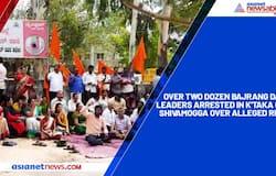 Over two dozen Bajrang Dal leaders arrested in K'taka CM's Shivamogga over alleged riots