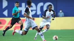 <p>There were hardly any attempts made thereon, with just a couple of attacks from either side, while SCEB's Debjit Majumder came up with a save. After a composed first half, SCEB led at the half-time.</p>