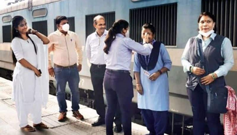Women power to the fore! All-women crew on goods train from Palghar to Vadodara