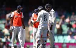 <p>Other than Pant, all-rounder Ravindra Jadeja, too, has suffered an injury, as he has hurt his left thumb. It was during the fourth ball of the 98th over from Mitchell Starc that him on the thumb. As the physio checked in, he continued to play until the end of the innings, while he stayed unbeaten for 28.</p>