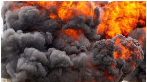 massive gas explosion ripped apart Central China Hubei province on Sunday bpsb