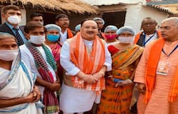 <p>JP Nadda will hold talks with the farmers organization. All the farmers in the district will be present at the event.<br /> &nbsp;</p>