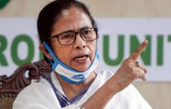 <p>Mamata Banerjee also attacked the Congress and the Left which formed an alliance to contest the upcoming assembly polls in West Bengal.</p>