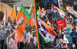 <p>It has been demanded that the three police officers be suspended. At the same time, BJP representatives have claimed that in the presence of Trinamool state president Subrata Bakshi on February 13, some police officers were seen expressing allegiance to the TMC. The delegation of BJP claimed that the police officers also had the TMC flag in their hands.<br /> &nbsp;</p>