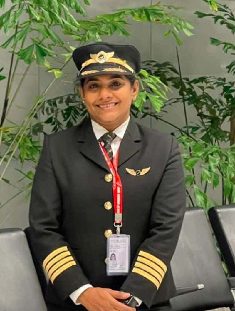 """Commanding the flight were captains Zoya Aggarwal, Papagari Thanmai, Akansha Sonaware and Shivani Manhas. They are joined by the airline's executive director of flight safety, captain Nivedita Bhasin.Upon arrival in Bengaluru, Captain Zoya Aggarwal, who has over 8,000 flying hours under her belt, said: """"Today, we created world history by not only flying over the North Pole but also by having all women pilots who successfully did it. We are extremely happy and proud to be part of it. This route has saved 10 tonnes of fuel."""""""