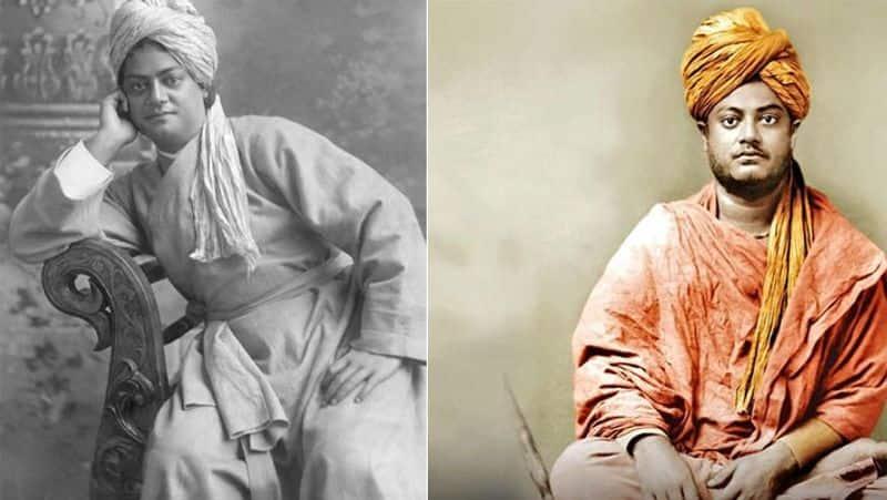 Swami Vivekananda started the first Durga Pujo at Belur Math RTB