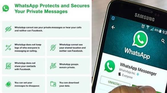 Do Zomato, Aarogya Setu, and Ola has same privacy policy like WhatsApp? ANK