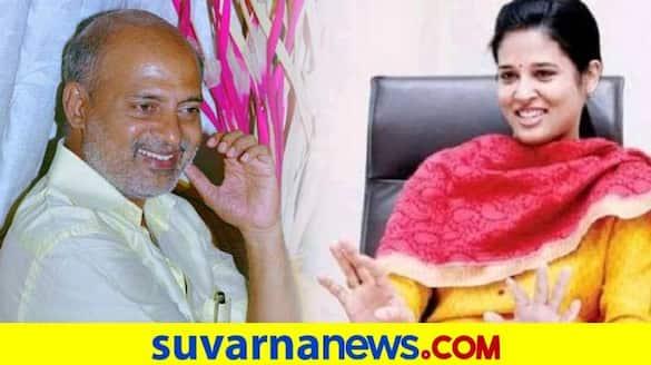 Privilege Against Rohini Sindhuri Says KR Nagar MLA Sara Mahesh grg