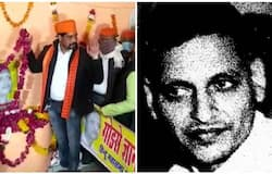 <p>Two days after opening, Nathuram Godse library shut</p>