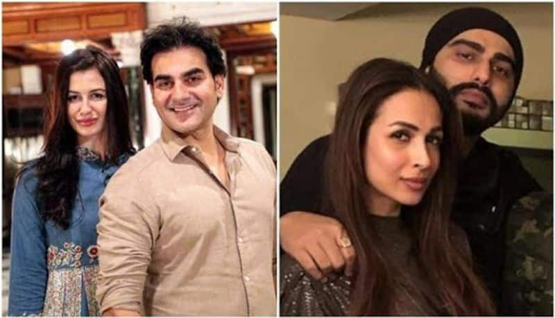 """<p style=""""text-align: justify;"""">Malaika and Arbaaz are on good terms many times; they are seen dining out with their son and spending time with their respective families.&nbsp;</p>"""
