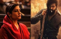 """<p style=""""text-align: justify;"""">Talking about her role in the film and the response she has been getting, Raveena Tandon said, """"I'm grateful to see the kind of love people are showering on me. My character Ramika Sen is a fierce politician and is a complex character. I can't wait for the film to hit the screens and leave the audiences surprised.""""</p>"""